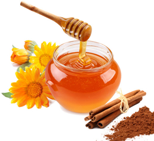Wonderful benefits of Honey and Cinnamon!