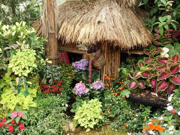 home in garden new generation step