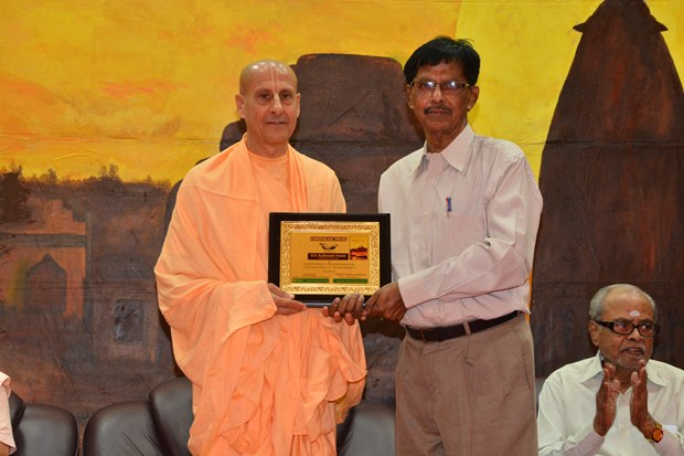 'The Journey Home' autobiography of an American Swami  - by Radhanath Swami Maharaj