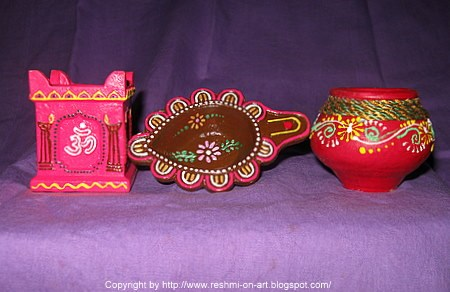 diya-decoration-1 by Gayathri Lakshmanan in Top Diwali gift ideas ...