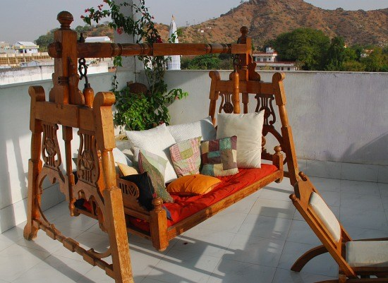 Swing 3 By Gayathri Lakshmanan In Traditional South Indian