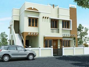 Duplex house plans in jamshedpur