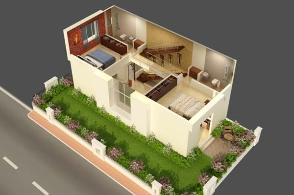 Individual house plans in andhra pradesh Individual house plans