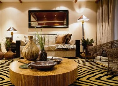 latest home decor trends animal prints