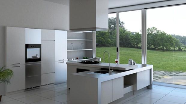5 Reasons To Choose Stainless Steel Modular Kitchens