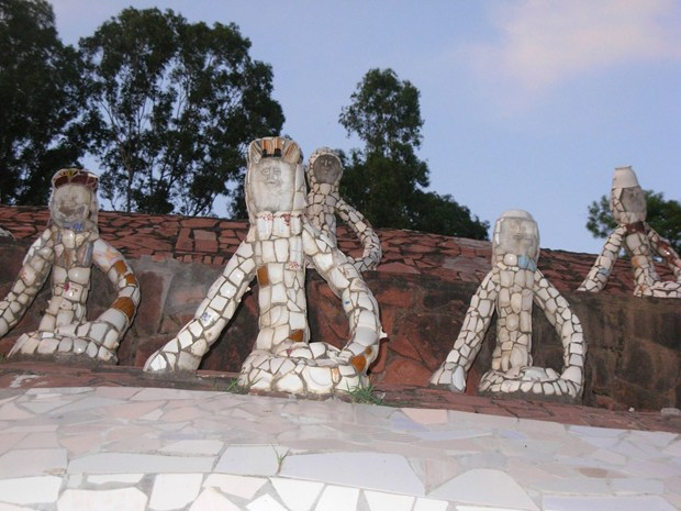 The Rock Garden of Chandigarh - An example of recycled waste
