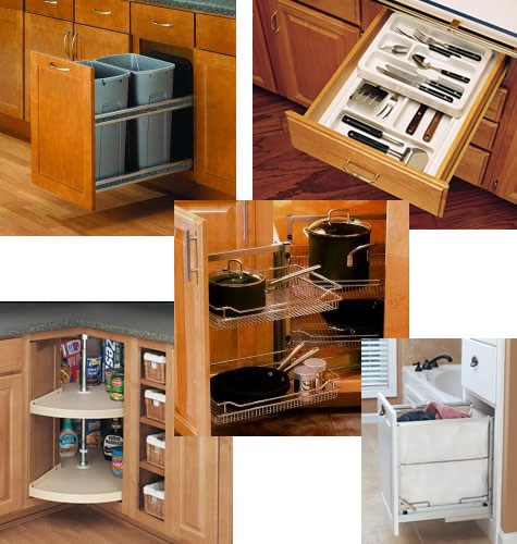 How to have a modular kitchen within rs 1 lakh sulekha for Kitchen cabinet accessories