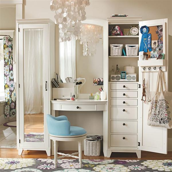 Design ideas for a chic girl\'s bedroom | Sulekha Home Talk