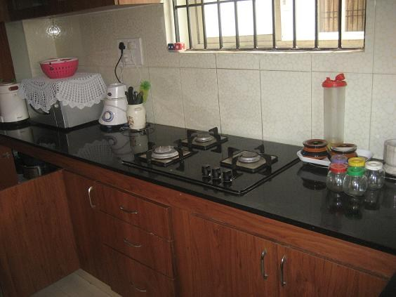 Open Modular Kitchen : Nehas Outstanding Open Modular Kitchen  Sulekha Modular Kitchen