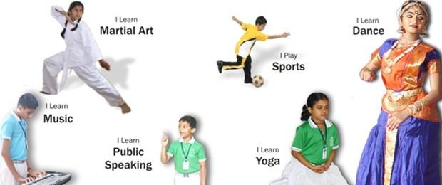 Curricular Activities Book co Curricular Activities