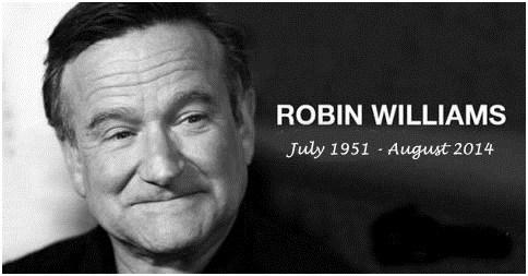 R I P Robin