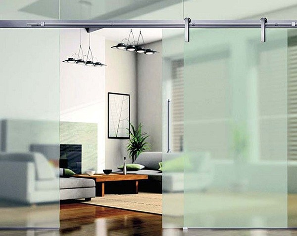 Room dividers for your living room sulekha home talk for Sliding glass panels room dividers