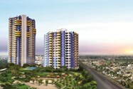 Hyderabad's  to experience its first  high-rise 'Saket Sriyam'