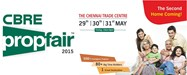 A 3-day Mega Propfair  from 29 May to 31 May, 2015 in Nandambakkam by CBRE