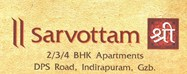 Luxurious yet affordable residential property at Indirapuram, Ghaziabad