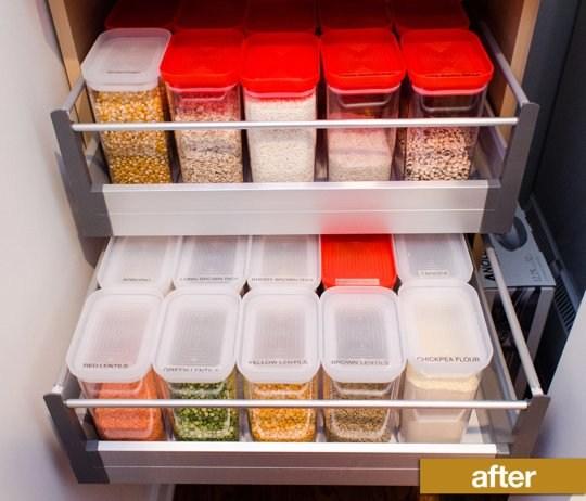 Kitchen Organization Help: Genius Kitchen Organizing Tips