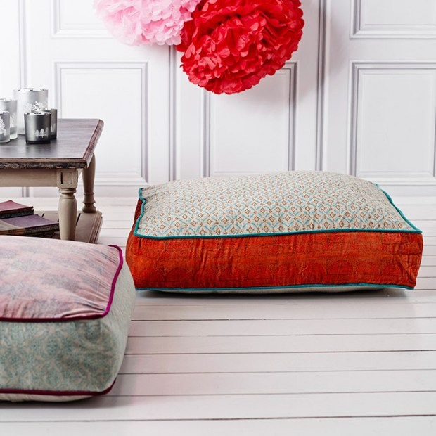 Sofa Cushion Covers Toronto: Bring Home The Fun Element With Floor Cushions!   Sulekha Home Talk,
