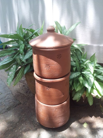 The Key Here Is To Have A Container With Enough Holes In Them So That There  Is Adequate Air Circulation. If You Do Not Want To Spend On Buying A  Khamba, ...