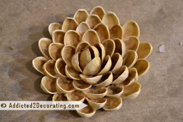 Get Crafty With Pistachio Shells