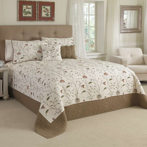Duvet Comforter Quilt Bedspread What Is The Difference