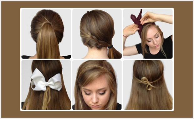 10 Quick Hairstyles For Your Night Party Sulekha Home Talk