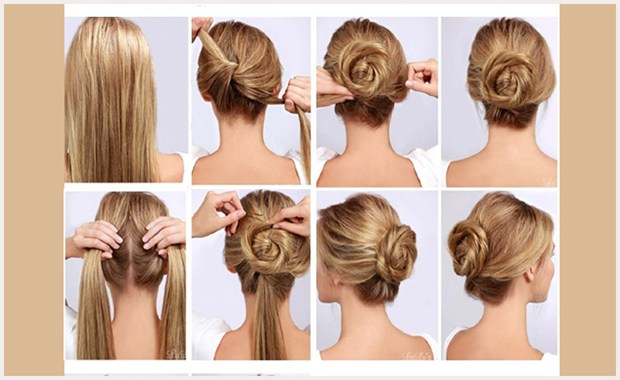 10 Quick Hairstyles for Your Night Party