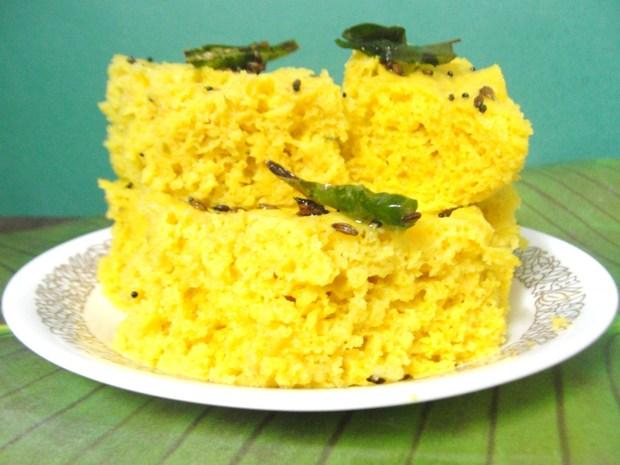 how to make indian khaman dhokla