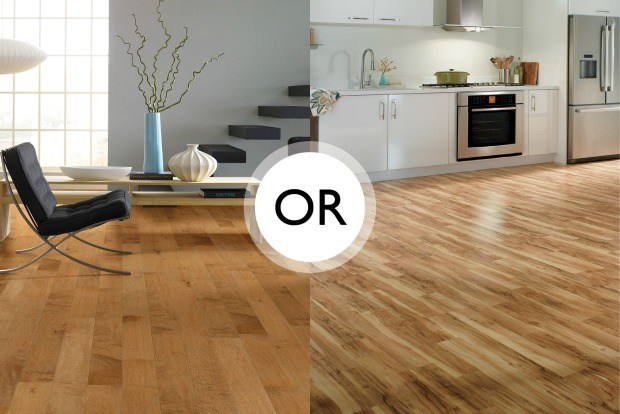 6 Reasons Why You Should Choose Vinyl Over Wooden Flooring