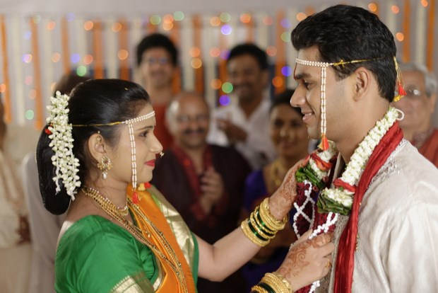 A Marathi Wedding Lookbook For The Bride And The Groom