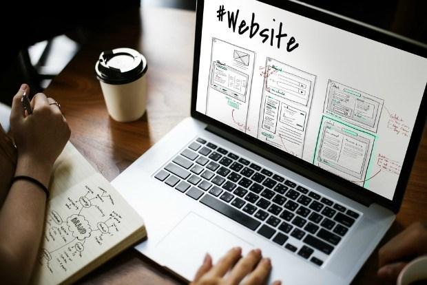فوائد تصميم موقع الكتروني لشكرتك