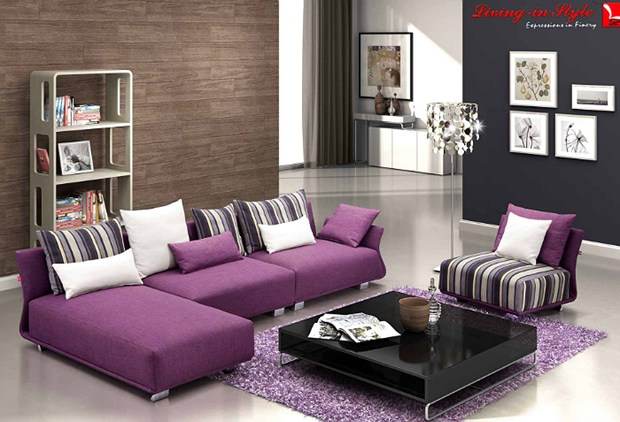 Great With Its International Sofa Festival, Living In Style Presents Over 27  International Brands Of Contemporary, Classical, Royal Furniture And Home In  The Mega ...