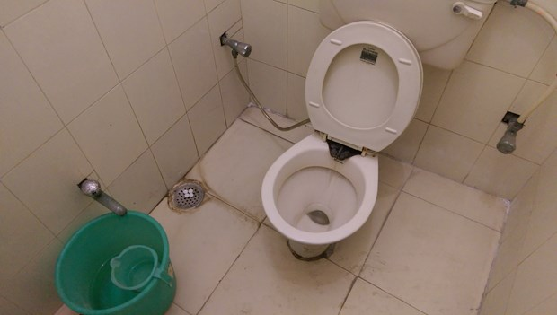 Swachh Bharat campaign: A rapid change for the better Toilet-room
